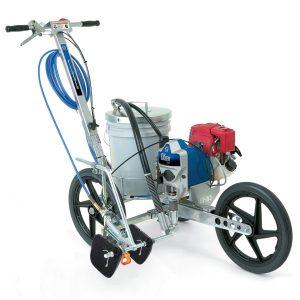 Το συγκεκριμένο μηχάνημα Graco FieldLaser S100 είναι ιδανικό για την διαγράμμιση γηπέδων και πάρκων.