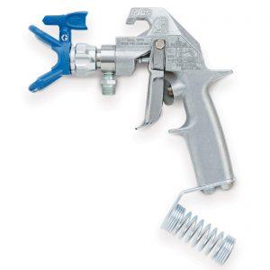 Το GRACO SILVER PLUS είναι κατάλληλο για μηχανήματα διαγράμμισης με λάστιχο βαφής που συνδέεται απευθείας στο μπεκ και μέγιστη πίεση 345 bar.